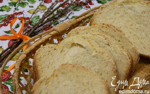 Рецепт Хлеб на рассоле в хлебопечке