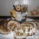 Рулет свиной с орехами и шпинатом