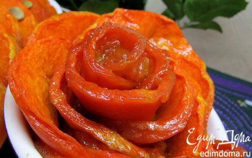Рецепт Карамелизированная тыква