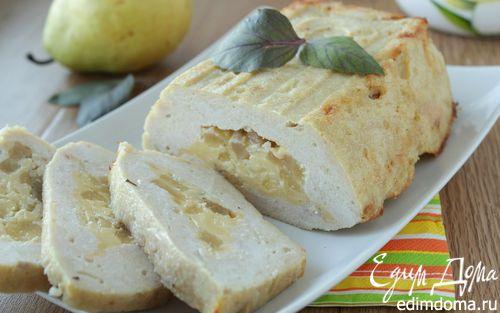 Рецепт Террин из индейки, сыра и груш