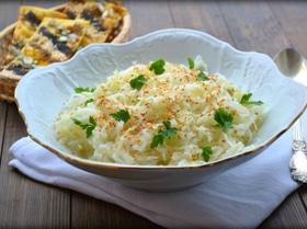 Салат из кольраби