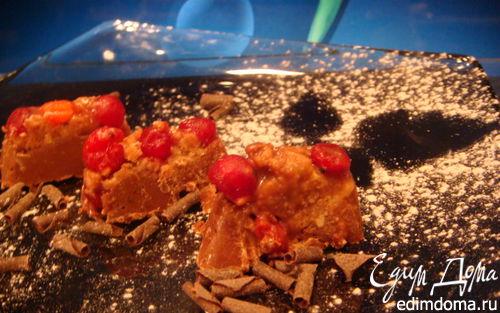 Рецепт Конфеты шоколадные с калиной