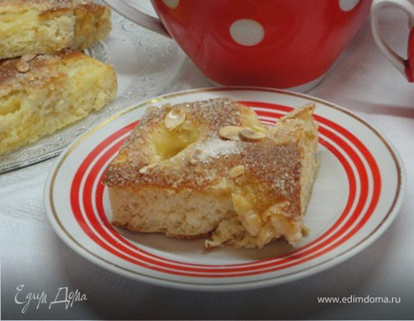 Масляный пирог
