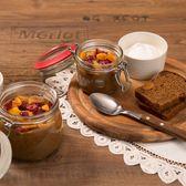 Десертный хлебный суп с кремом
