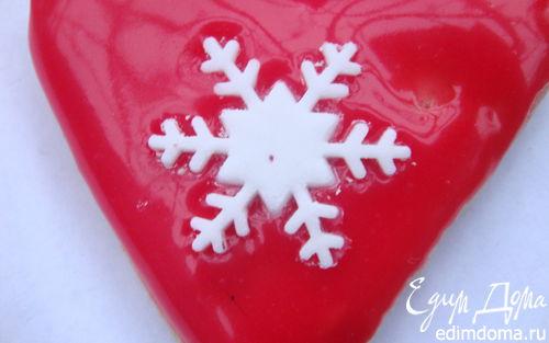 Рецепт Ванильное рождественское печенье