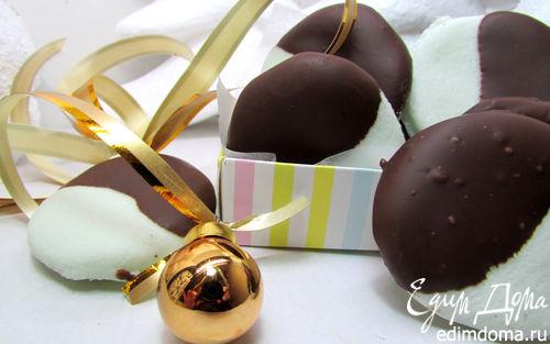 Рецепт Мятно-шоколадные конфеты