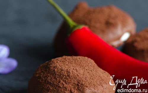 Рецепт Зефир в шоколаде