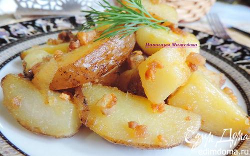 Рецепт Картошка по-крестьянски