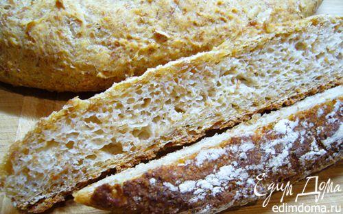 Рецепт Хлеб из цельной пшеницы