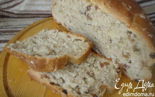 Рецепт Ирландский хлеб Barm Breсk