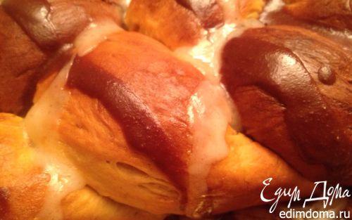 Рецепт Шоколадно-апельсиновый хлеб