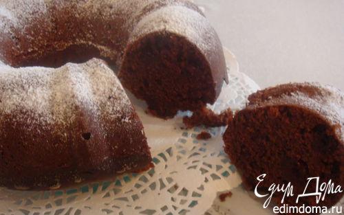 Рецепт Шоколадно-вишневый кекс