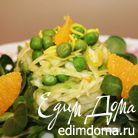 Энергетический весенний салат