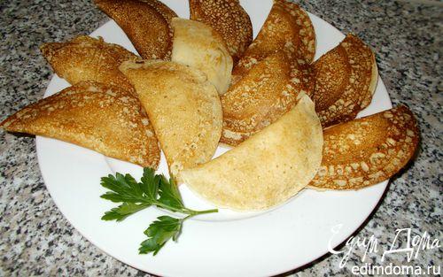 Рецепт Катаеф - арабские блинчики на славянский манер