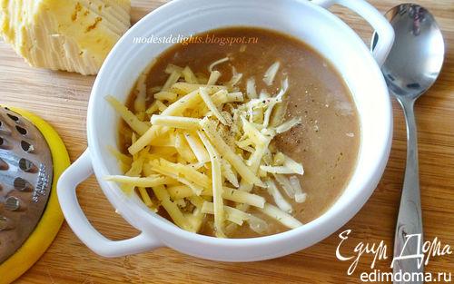 Рецепт Базельский мучной суп