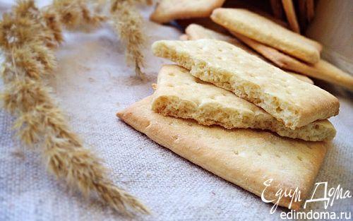 Рецепт Галетное печенье