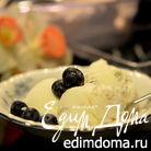 Мороженое рикотта на меду