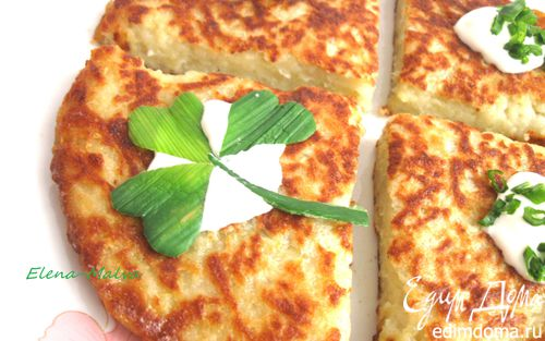 Рецепт Боксти, или картофельные блины по-ирландски