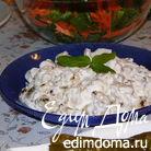 Цветная капуста с натуральным йогуртом
