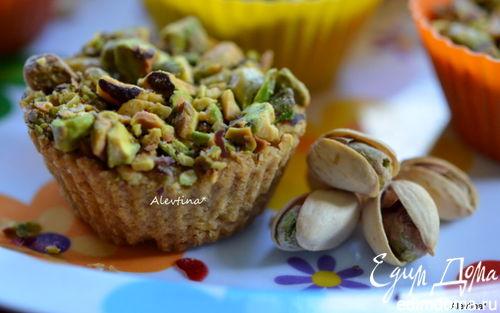 Рецепт Фисташковое песочное печенье