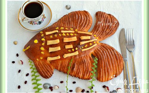 """Рецепт Пирог из нестареющего теста """"Золотая рыбка"""""""