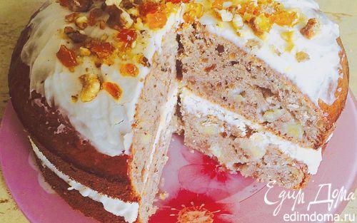 "Рецепт Торт ""Колибри"" (Hummingbird cake)"
