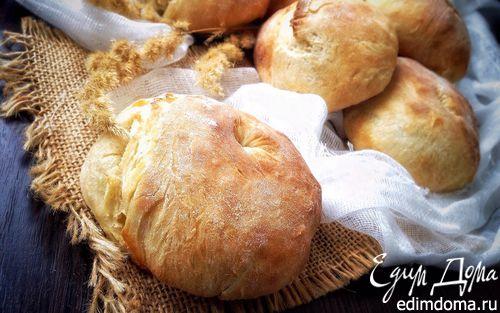 Рецепт Шотландские булочки на сыворотке