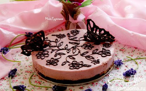 Рецепт Легкий торт-суфле