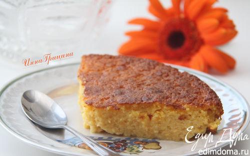 Рецепт Бразильский пирог из кукурузы (Bolo de Pamonha)