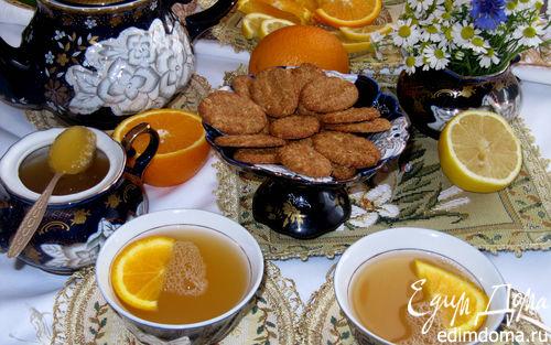 Рецепт Бухарский чай