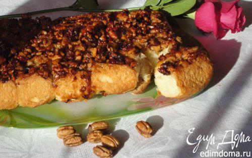 Рецепт Английские булочки с грецкими орехами