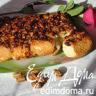 Английские булочки с грецкими орехами