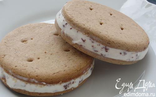 Рецепт Печенье-мороженое