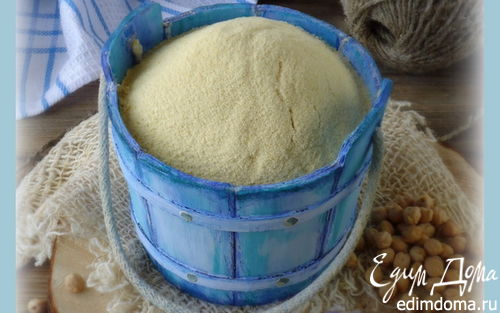 Рецепт Нутовая мука для сладкой выпечки