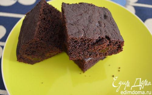 Рецепт Брауни с черносливом