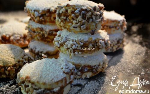 Рецепт Альфахорес с орехами