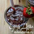 Шоколадный шейк с авокадо