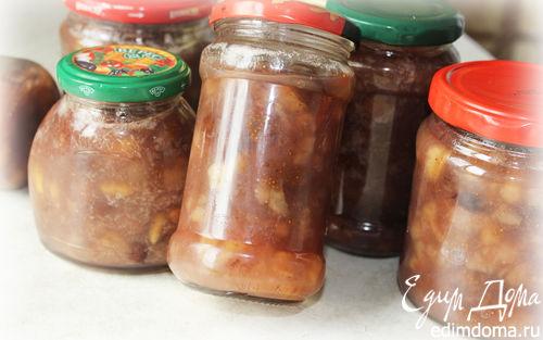 Рецепт Бананово-клубничное варенье