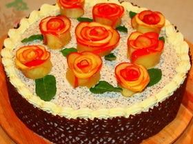 Торт «Мулен Руж»