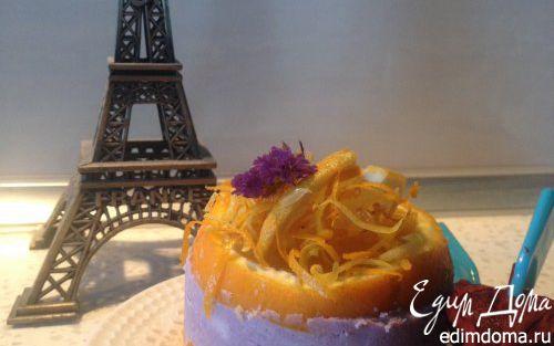 """Рецепт Лавандовое мороженое """"а-ля Прованс """": для Него и для Неё"""