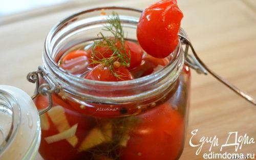 Рецепт Маринованные томаты