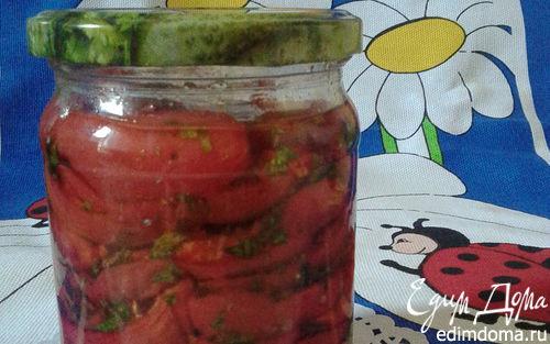 Рецепт Вяленые помидорчики