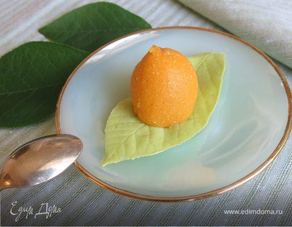 """Десерт """"Оранжевое настроение"""""""