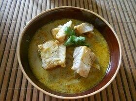 Суп из речной рыбы «судак»