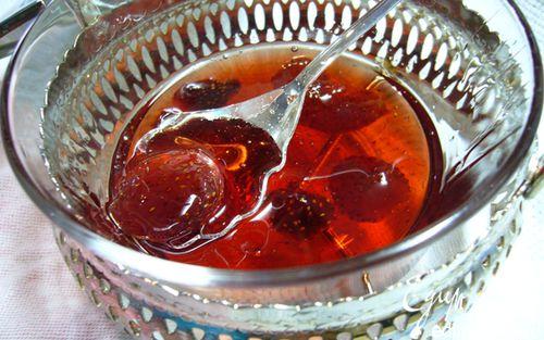 Рецепт Желейное варенье из клубники