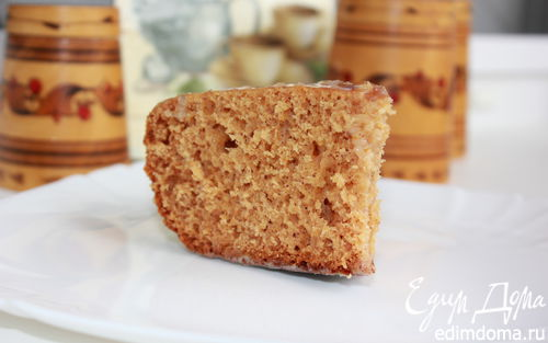 Рецепт Французский медовый кекс в мультиварке