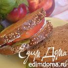 Сэндвич с нектарином