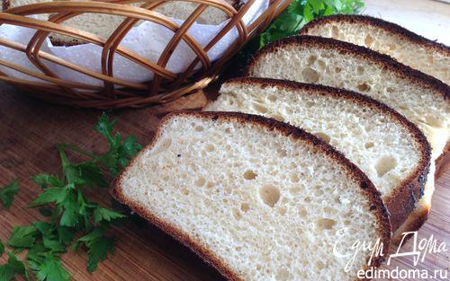 Рецепт Белый хлеб без муки (диетический)