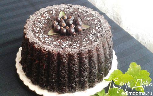 Рецепт Американский шоколадный пирог времен Великой депрессии