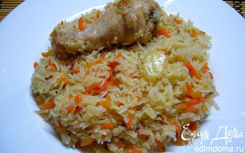 Рецепт Пилаф с курицей